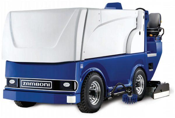 Zamboni 650 - Zamboni Parts - Saunders Equipment