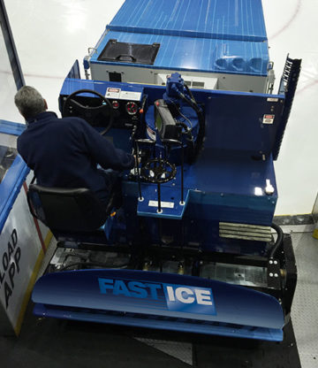 Zamboni FastICE - Saunders Equipment
