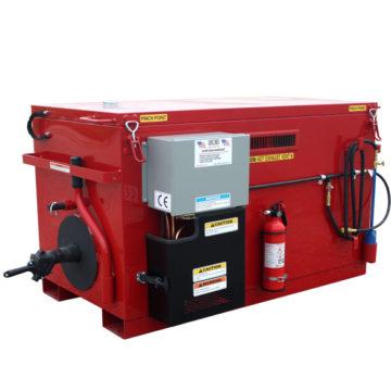 KM 55 Rubber Melting Kettle - Saunders Equipment
