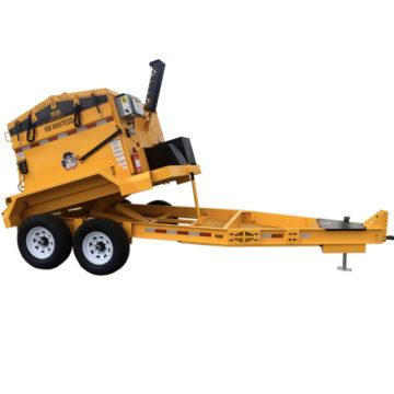 KM 8000T 4 Ton Hotbox - Saunders Equipment