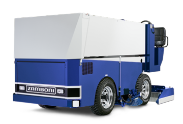 Zamboni 446 - Saunders Equipment