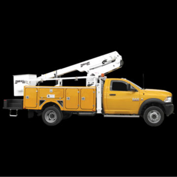 Duralift DPM-32 - Aerial Telescopic Articulating Devices - Saunders Equipment