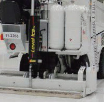 Zamboni / Latec Level Ice - Saunders Equipment