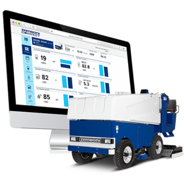 Zamboni Connect - Saunders Equipment